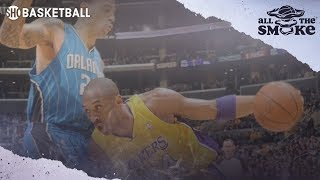 Kobe on Matt Barnes' Infamous Ball Fake   ALL THE SMOKE