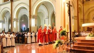 Thánh lễ bế mạc Năm Thánh Lòng Thương Xót