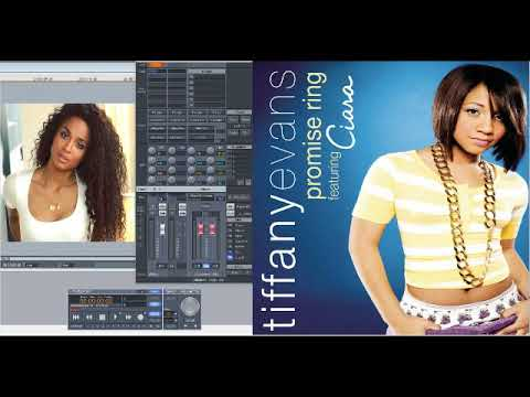Tiffany Evans ft Ciara – Promise Ring (Slowed Down)