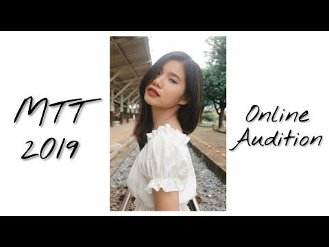 MTT 2019 Online Audition น.ส. จุติพร รินคำ