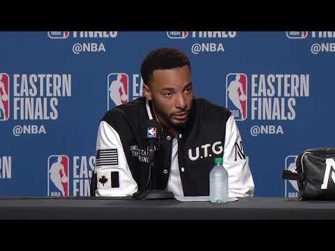Norman Powell Postgame Interview - Game 3 | Bucks vs Raptors | 2019 NBA Playoffs