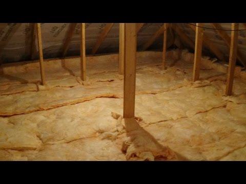 Переутепляем плиту перекрытие кровля на стройке