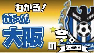 【わかる!ガンバ大阪の今】選手特能から見るポジション分布&適正配置