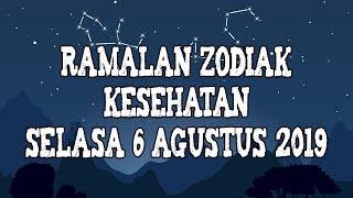 Ramalan Zodiak Kesehatan 6 Agustus 2019