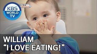 "William ""I love eating!"" [The Return of Superman/2019.05.26]"