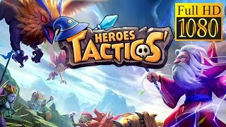 Heroes Tactics: Strategy Pvp Game Review 1080P Official Lilith Mobile Strategy 2016