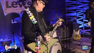 Cheap Trick in Levi's Lounge - 'When I Wake Up Tomorrow'
