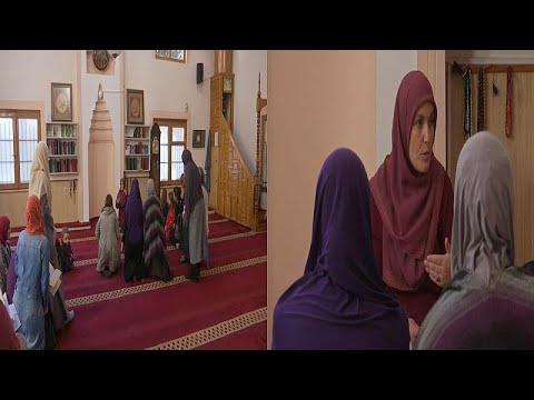 العرب اليوم - شاهد: نساء كوسوفو يُقبلن بشدَّة على المدارس الإسلامية