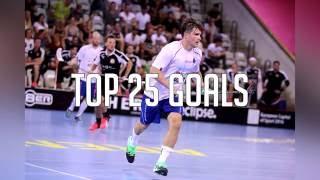 Czech Open 2016 Top 25 Goals