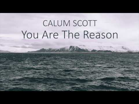 Calum Scott - You Are The Reason (LYRICS)