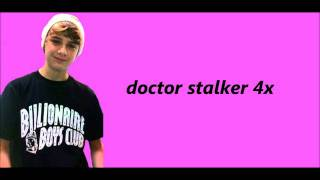 christian beadles doctor stalker with lyrics