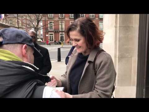 Alison Moyet in London 17 03 2017