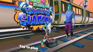 BEST GAME EVER! Temple Run vs Subway Surfers / andorid gameplay
