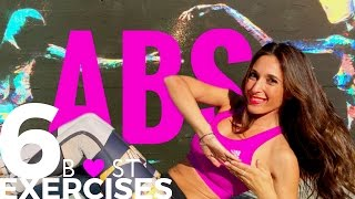 10 Minute Home Abs Workout | Lose Belly Fat