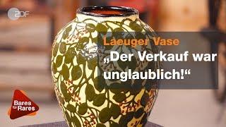 Verliebte Händler reißen sich um Mistelzweig-Vase bei Bares für Rares vom 19.03.2019 | ZDF