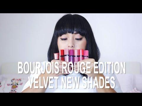 Rouge Velvet The Lipstick by Bourjois #9