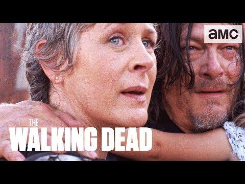 The Walking Dead Season 8B (Olympic Teaser 'Triple Axel')