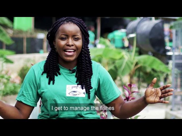 NDYEP Success Story Video Series: Blessing Samuel