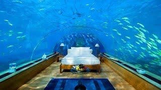 10 Incredible Structures Built Underwater