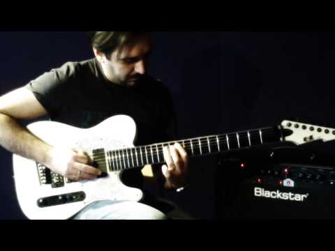 Francesco Fareri - Fear (Instrumental section and guitar solo)