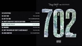 Dizzy Wright - I Can't Make This Up (Prod by Alex Lustig)