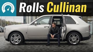 Cullinan: €500.000 на ветер? Обзор Rolls-Royce