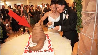 20 FUNNIEST WEDDING MOMENTS CAUGHT ON CAMERA