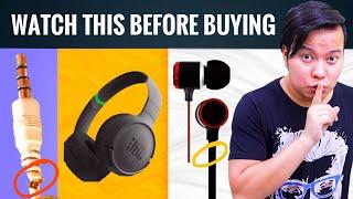Headphones & Earphones Buying Gyan ⚡ Ye Aapko Jarur Pata Honi Chahiye 🎧🎧