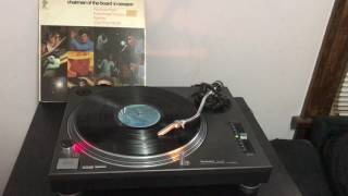 The chairmen of the board - the twelfth of never (1970) vinyl play