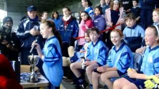 BALLYROAN GIRLS FINAL 2009