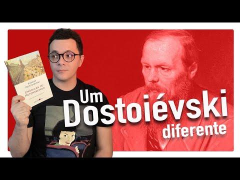 CRÔNICAS DE PETERSBURGO, de Fiódor Dostoiévski