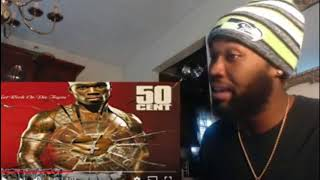 50 Cent feat. Eminem & Lloyd Banks - Don't Push Me - REACTION