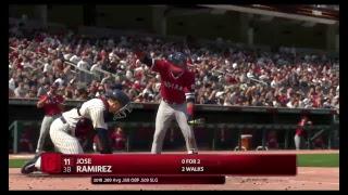 MLB: Twins (29-28) vs Indians (33-24)