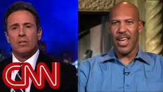 LaVar Balls CNN Interview (FULL INTERVIEW)