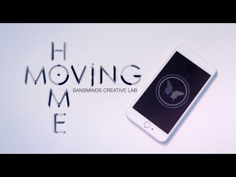 Moving Home by Sansminds Creative Lab