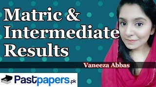 Matric & Intermediate Results | Check Results of All Classes