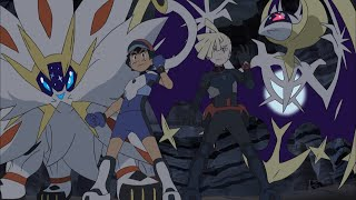 Ash vs Ultra Necrozma [FULL FIGHT] - Finale Season 2 - Pokemon Sun and Moon AMV