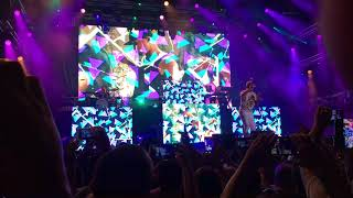 Will Smith & DJ Jazzy Jeff Live HD - Finale Switch with Fresh Prince of Bel Air Mix 2017