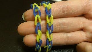 Fun Loom How to make a bracelet easy