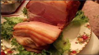 Easy and Delicious De Los Santos Style Ham Recipe    FILIPINO COOKING w/JOE