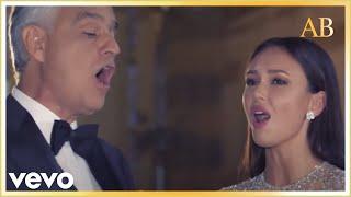 Video Ave Maria Pietas de Andrea Bocelli feat. Aida Garifullina