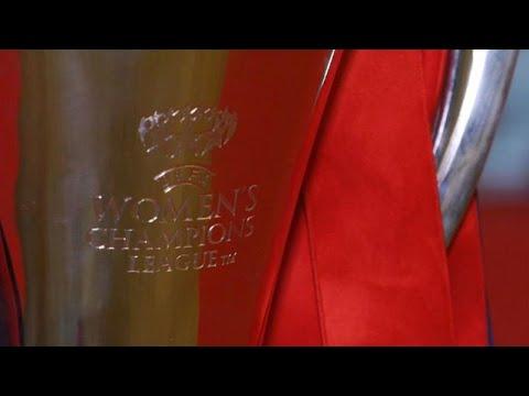 Η Λυών γιορτάζει την νίκη της στο Champions League