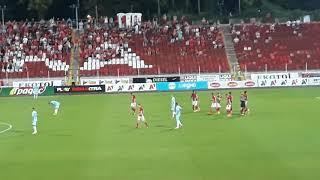 ЦСКА 3:0 Дунав.05.08.2018г. След 2-рия гол.