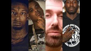 21 Savage Defends No Plug Telling DJ Vlad He Killed Bankroll Fresh For The Fame