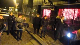отъезд Юрия Шатунова после концерта в ВЫБОРГЕ