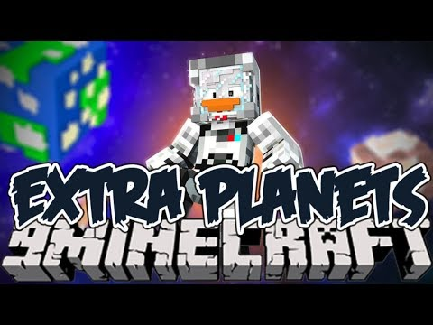 Galacticraft Extra Planets Mod 1.12.2   Minecraft