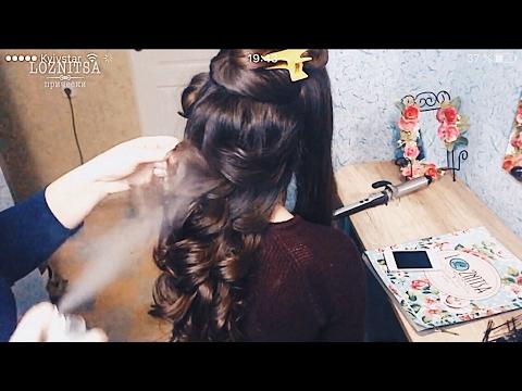 ГРЕЧЕСКАЯ КОСА | Прическа на длинные волосы | Beautiful hairstyle for long hair | LOZNITSA