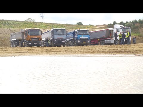 BOUW.TV 19: Construction Day deel 1 (trucks)
