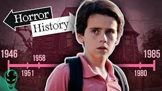 IT: The History of Eddie Kaspbrak   Horror History