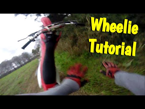 How To Wheelie A DirtBike | Gone Wrong Mp3